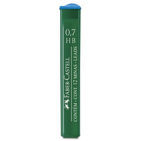Стержни микрографические Faber-Castell Polymer 0.7 мм (12 грифелей в упаковке)