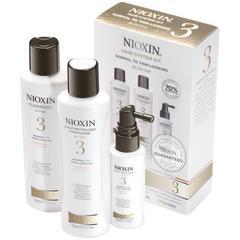 NIOXIN набор (система 3) 150мл+150мл.+50мл.