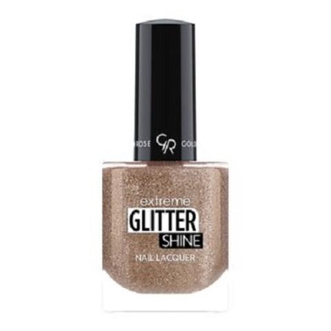 Гель-лак Glitter Shine Nail Lacquer Golden Rose, 205