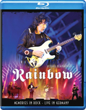 Ritchie Blackmore's Rainbow ‎/ Memories In Rock - Live In Germany (Blu-ray)