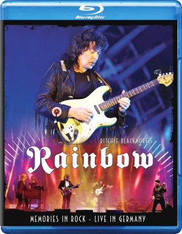 Ritchie Blackmore's Rainbow / Memories In Rock - Live In Germany (Blu-ray)