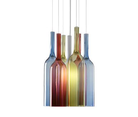 Подвесной светильник Jar 7 by Lasvit