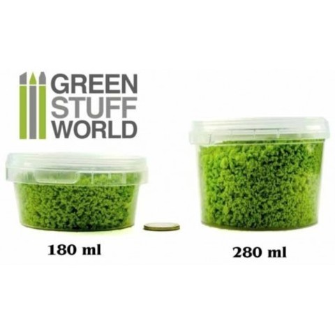 Tree Bush Clump Foliage - Light Green - 280 ml