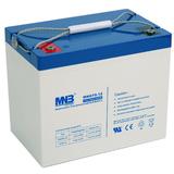 Аккумулятор для ИБП MNB MNG 75-12 (12V 75Ah / 12В 75Ач) - фотография