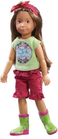 Kruselings. Кукла София садовница, 23 см.