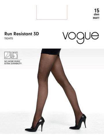 Колготки Run Resistant 15 3D Vogue