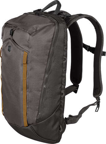 Рюкзак VICTORINOX Altmont Compact Laptop Backpack 13'', серый, полиэфирная ткань, 28x15x46 см, 14 л