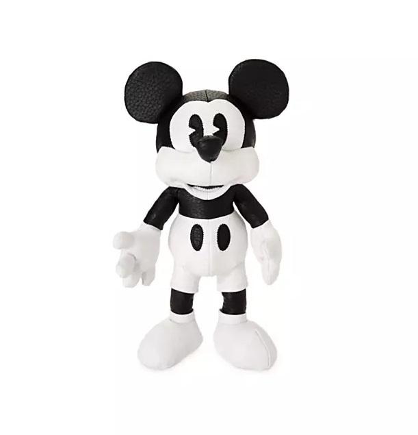 Коллекционная мягкая игрушка Микки Маус 25 см Белая