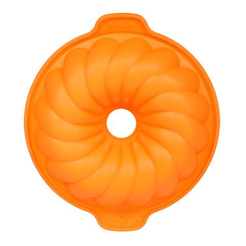 Форма для выпечки из силикона «Кекс с ручками» 29х25х5,5 см