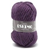 Пряжа Drops Eskimo 20 сливовый меланж