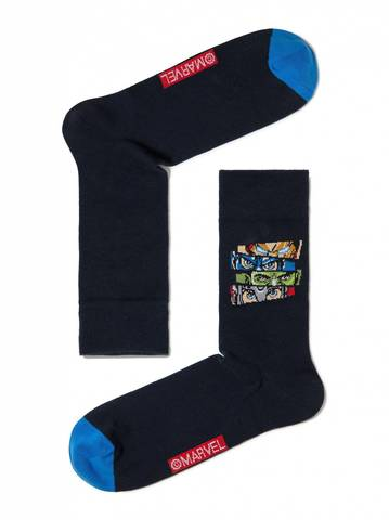 Мужские носки ©Marvel 17С-140СПМ рис. 117 DiWaRi