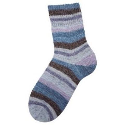 Fortissima Cotton Stretch Stripe Hype Color 114