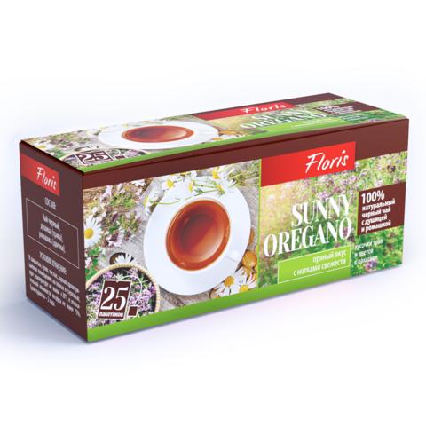 Чайный напиток SUNNY OREGANO в фильтр-пакетах, 37г ТМ