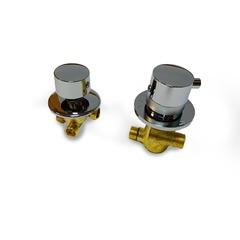 Купить смеситель для душевой кабины  универсальный термостат  3 режима в Красгодаре