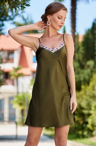 Шелковая сорочка Mia Amore Estel 3611 (70% шелк)