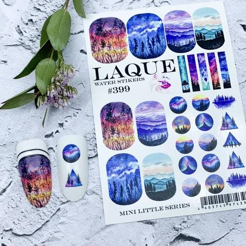 LAQUE Слайдер дизайн #399