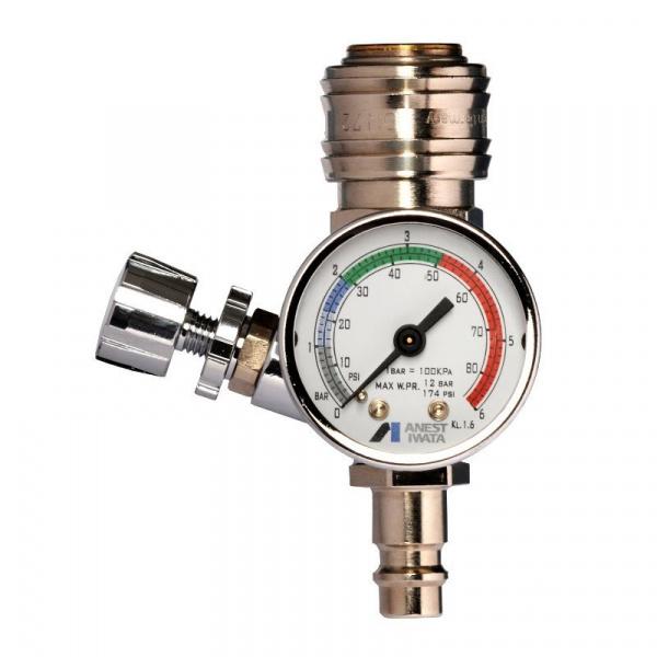 Манометры и регуляторы Регулятор давления AFV-2 манометром и быстросъёмными соединениями W2012921100.jpeg