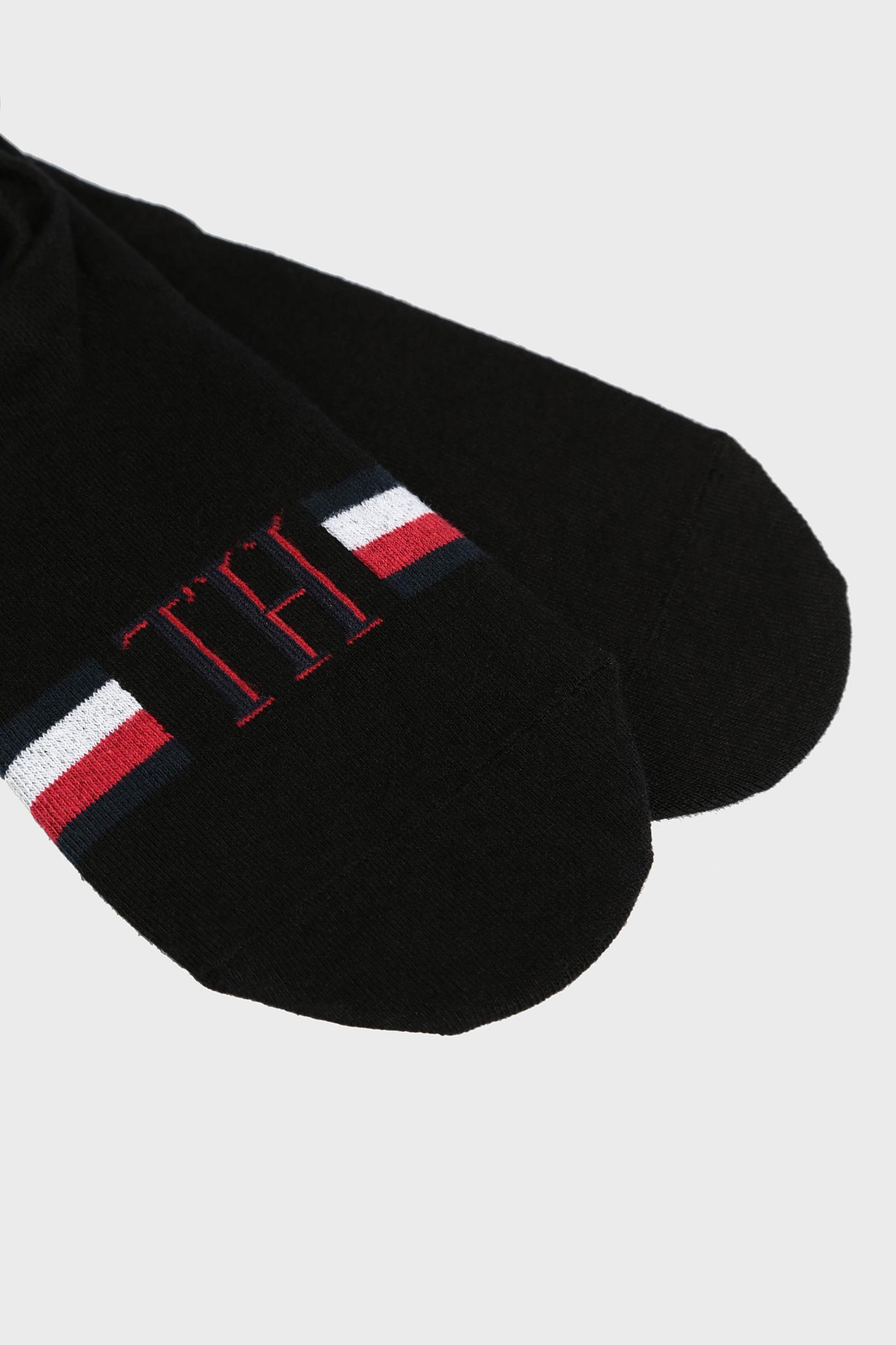 Мужские черные следы (2 пары) Tommy Hilfiger