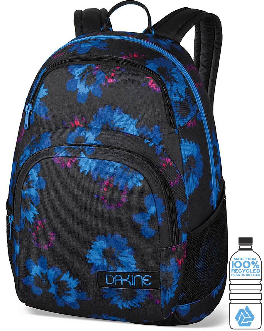 Dakine Hana 26L Рюкзак женский Dakine Hana 26L Blue Flowers 8210041_BFL_HANA26L_BLUEFLOWERS.jpg