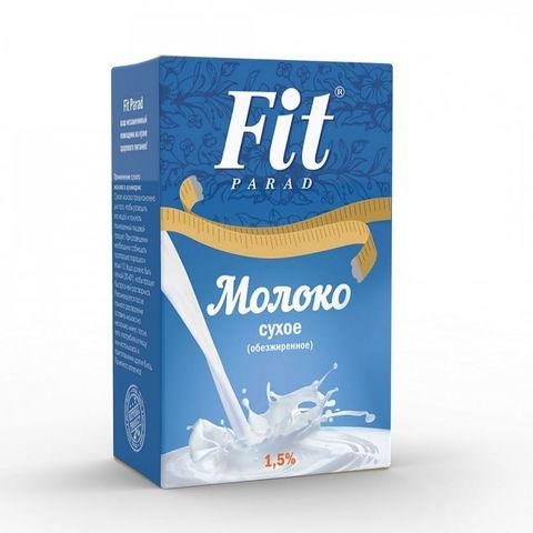 Фитпарад Молоко сухое обезжиренное 1,5% 300 гр
