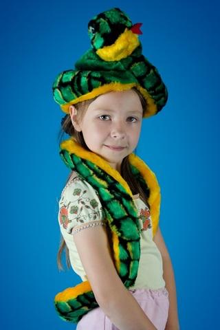 Карнавальный костюм Змеи