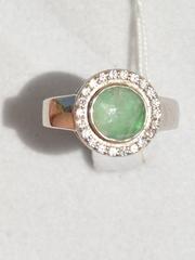 Эсти (кольцо из серебра)