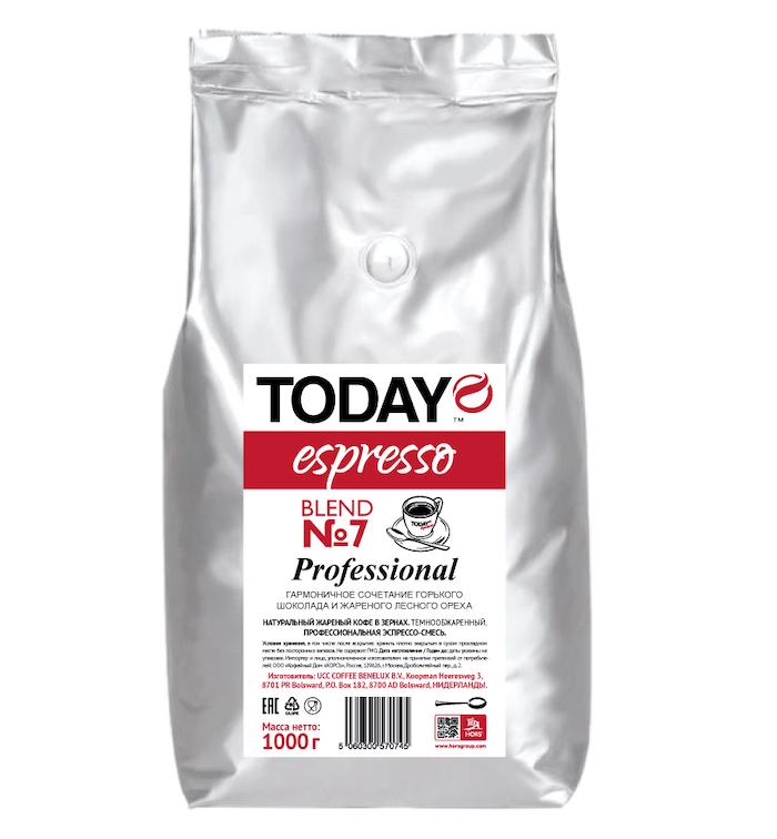 Кофе в зернах Кофе в зернах Espresso Blend №7, Today, 1 кг import_files_0a_0a6e3d46cb2511eaa9ce484d7ecee297_2f451860cdab11eaa9ce484d7ecee297.jpg