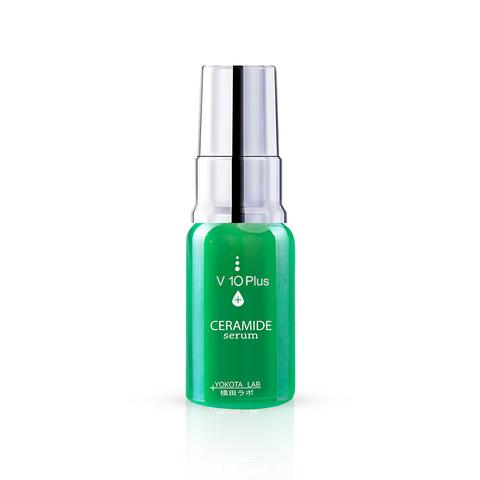 V10 PLUS | Успокаивающая сыворотка для чувствительной кожи лица с Керамидами  / Ceramide Serum, (10 мл)