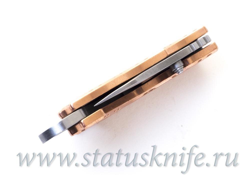 Нож KERSHAW Cinder Copper Keychain 1025CUX - фотография