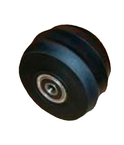 Колесо лыжероллерное Maplus переднее с подшипником классическое