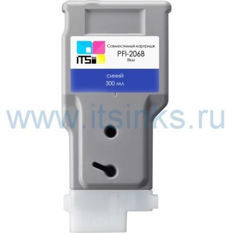 Картридж PFI-206B 300 мл