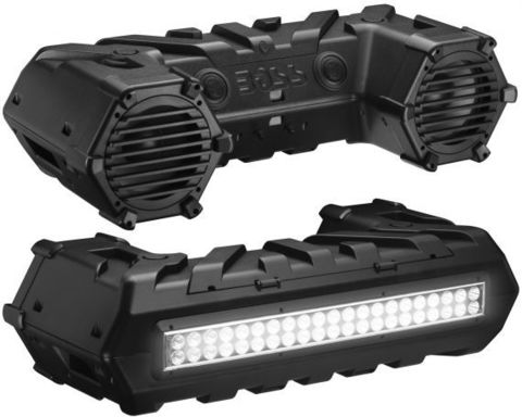 Аудиосистема Boss Audio ATVB95LED, 700 Вт, 8