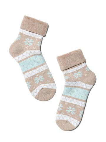 Детские носки Sof-Tiki 6С-19СП (махровые с отворотом) рис. 230 Conte Kids