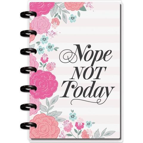 Ежедневник Happy Planner 12-мес Mini Planner - 12,5х18см -Sassy Plans