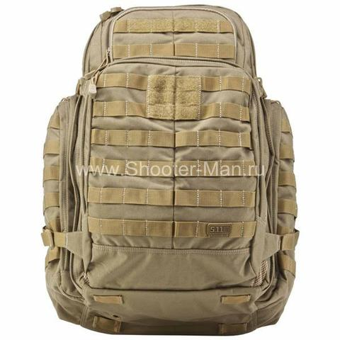 Тактический рюкзак 5.11 RUSH 72 BACKPACK, цвет SANDSTONE фото