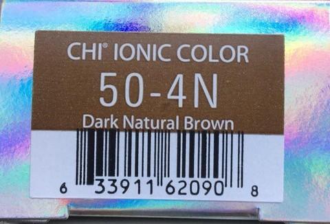 Крем-краска CHI Ионик 50-4 N 85 гр