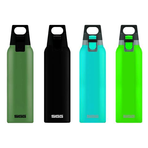 Термобутылка Sigg H&C One (0,5 литра), синяя