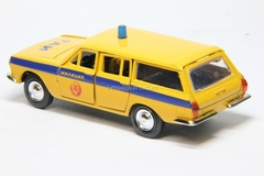 GAZ-2402 Volga GAI Police USSR Agat Mossar Tantal 1:43