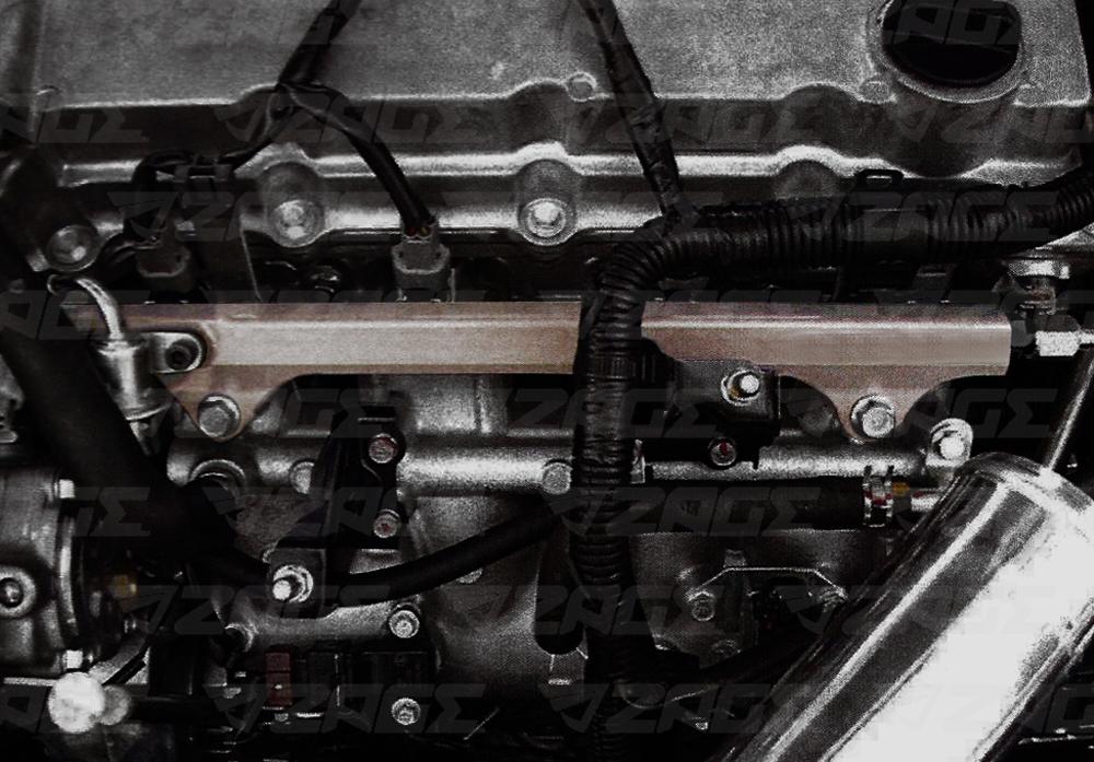Топливная рампа Mitsubishi Lancer EVO X 4B11T