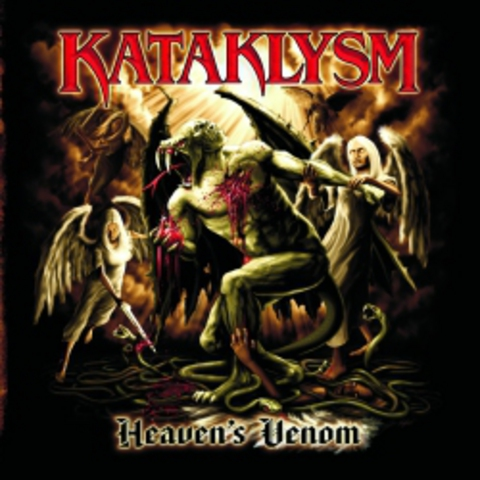 KATAKLYSM   THE TEMPLE OF KNOWLEDGE 1996 +1 video track  2003