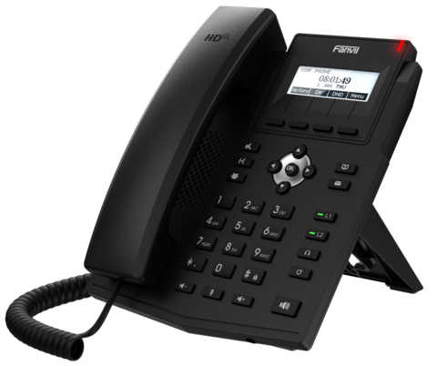 Fanvil X1SP - Business SIP Phone (POE) - IP телефон.
