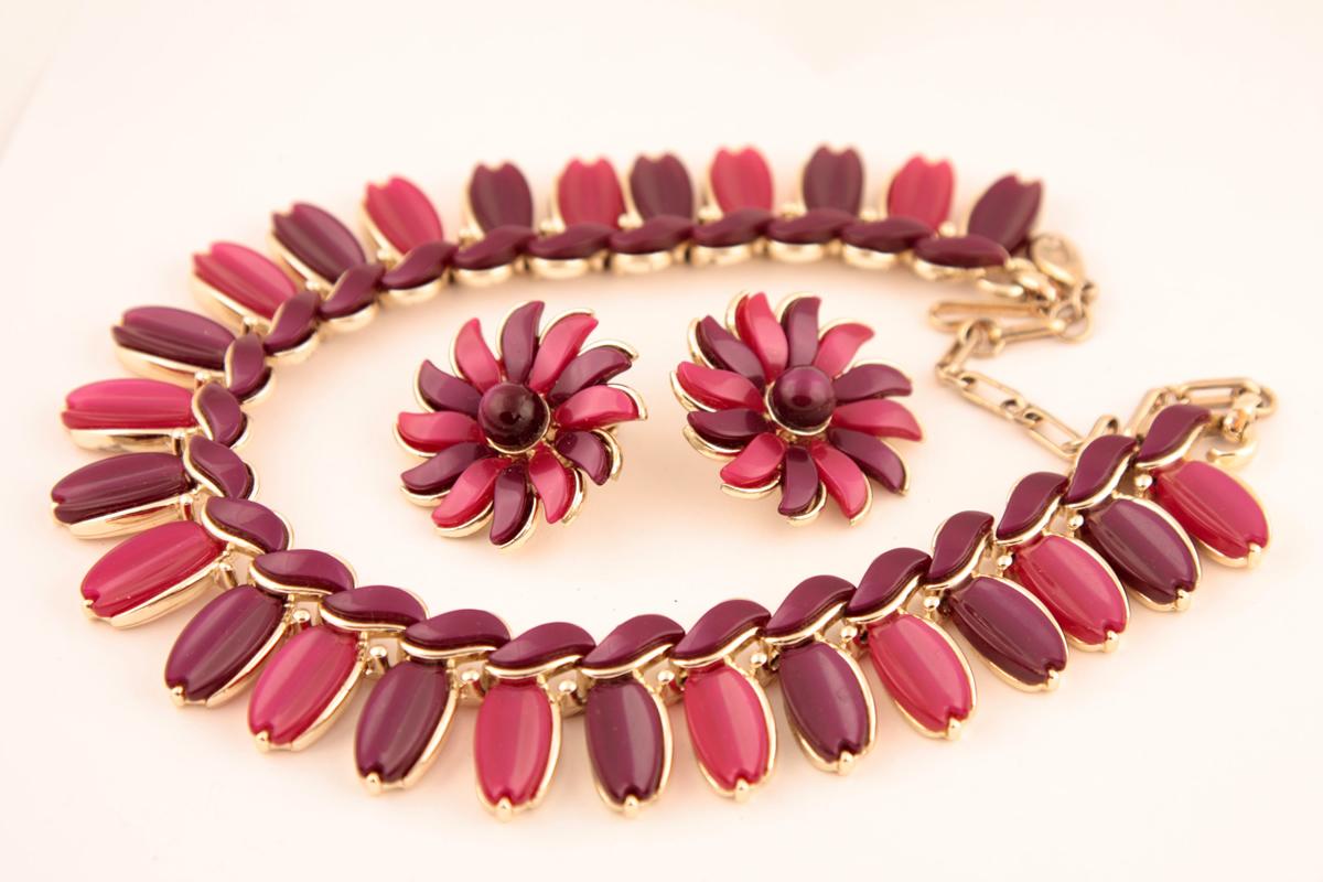 Яркий цветочный комплект от Lisner