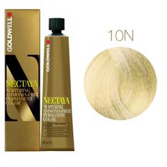 Goldwell Nectaya 10N (светлый блондин экстра) - Краска для волос