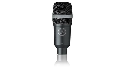 AKG D40 инструментальный динамический микрофон