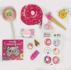 PartyBag  Пончики в рюкзаке