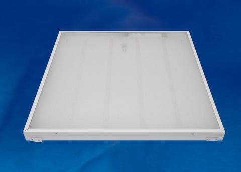 ULP-6060 40W/4000К IP40 GRILYATO WHITE Светильник светодиодный потолочный встраиваемый. Белый свет (4000K). 4600Лм. 588X588x40мм. Корпус белый. В комплекте с и/п. ТМ Uniel.