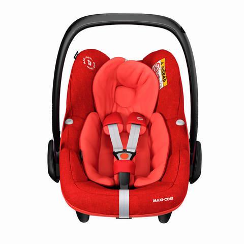 Автокресло Maxi-Cosi Pebble Pro i-Size Nomad Red