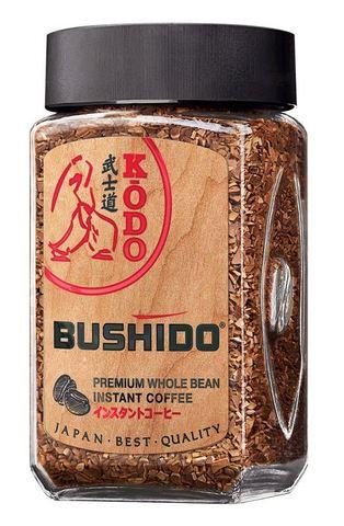 Кофе молотый в растворимом KODO, Bushido, 95 г