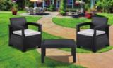 Комплект плетеной мебели Bica Rattan Comfort 3