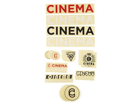 Набор наклеек Cinema Assorted Sticker Pack 2020